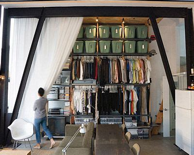 High Ceiling Storage Ideas by 530 Sq Ft With High High High Ceilings And Some Clever