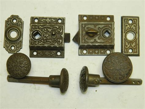 Latch Door Knob by Robinson S Antique Hardware Screen Door Latches