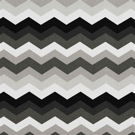 Yellow And Gray Kitchen Accessories - black grey and white chevron outdoor indoor upholstery fabric by the yard contemporary