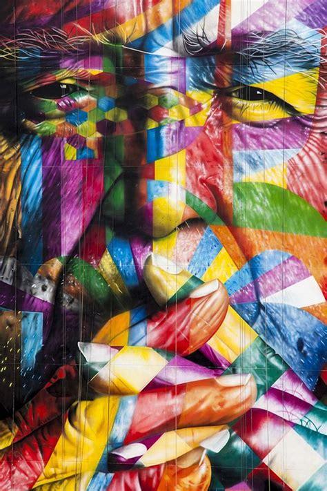 street art  eduardo kobra sao paulo brasil art