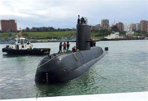 armada el desapareci 243 un submarino de la armada argentina perfil
