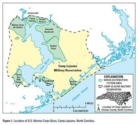 c lejeune map 13 best images about onslow county on surf beaches in nc and perspective