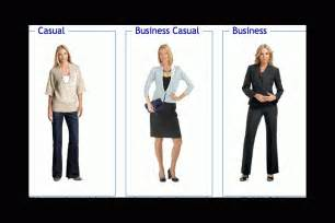 deciphering business professional vs business casual