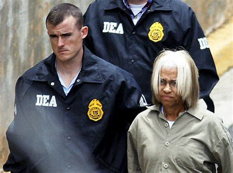 film about queen pursued by dea agents ex wife of drug lord american gangster frank lucas is