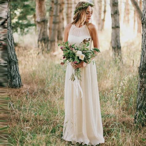 Brautkleider Landhausstil by Simple Country Style Wedding Dresses Naf Dresses