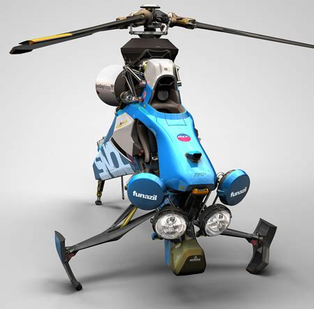 Design Your Own Kit Home Australia by Single Seat Helicopter Design By Igarashi Design Tuvie