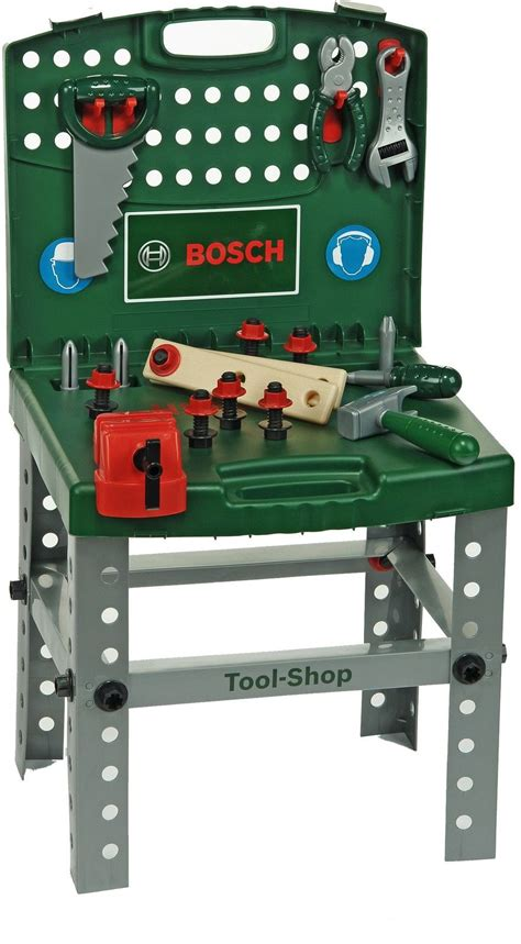 bosch toy tool bench bosch foldable children kids work station workbench tool