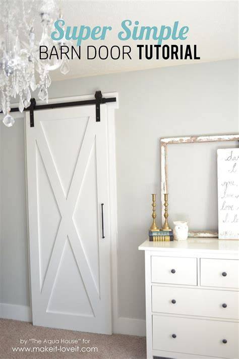 Barn Door Effect 25 Best Ideas About Diy Barn Door On Diy