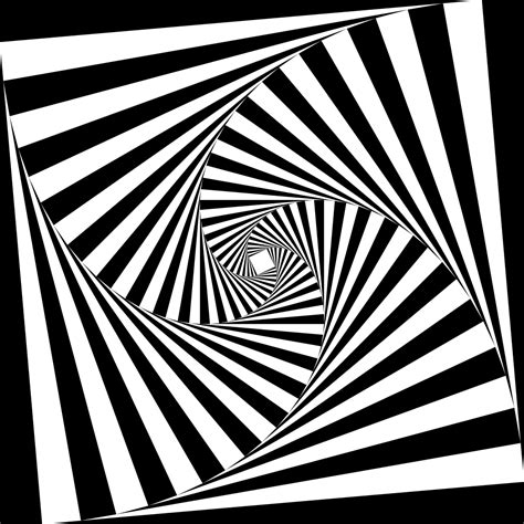svg pattern transform file op art 4 sided spiral tunnel svg wikimedia commons