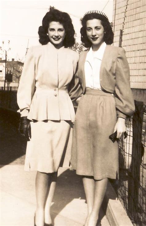 1940s womens fashion 1940 s fashion 1940 s pinterest