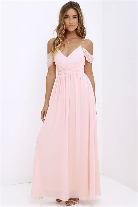 Firly Simple Maxi lovely dress the shoulder dress maxi dress