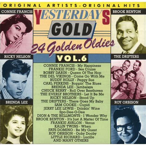 Cd 21 Golden Songs Vol1 yesterday s gold vol 6 mp3 buy tracklist
