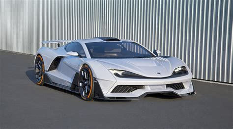 American Performance Car by Official Fxe Hybrid Supercar Gtspirit