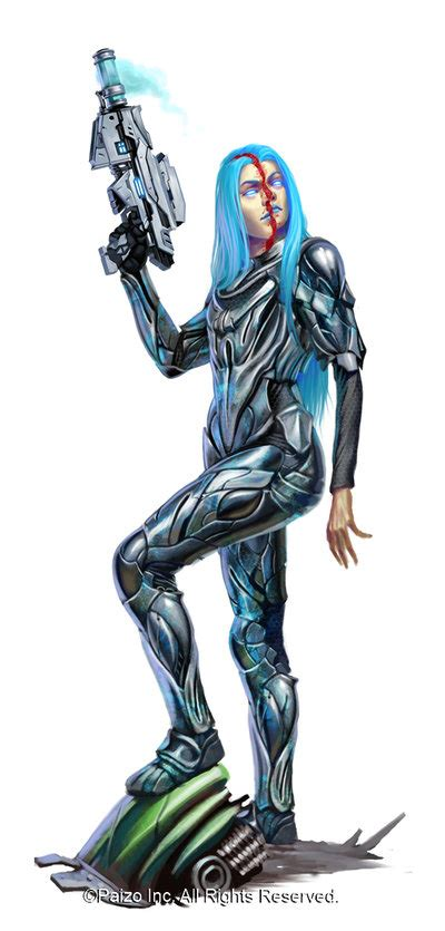 android pathfinder android assassin by akeiron on deviantart