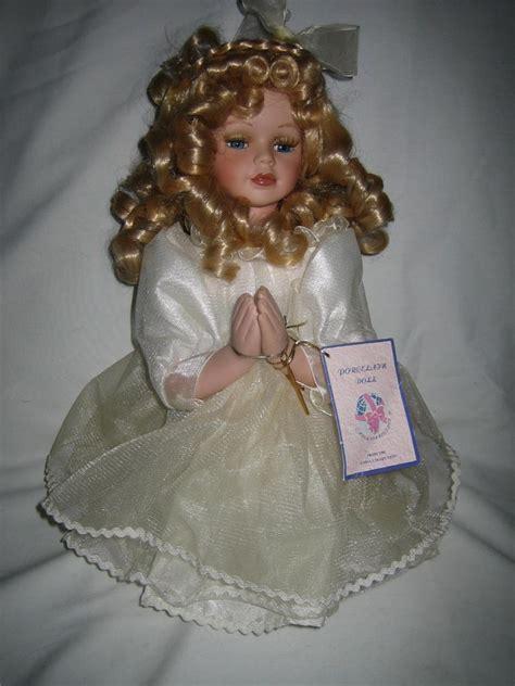 j misa porcelain dolls j misa collection 10 inch porcelain doll ebay