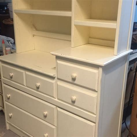 changing table with hutch changing table dresser hutch bestdressers 2017