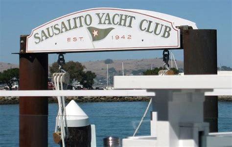 sausalito yacht club oursausalitocom