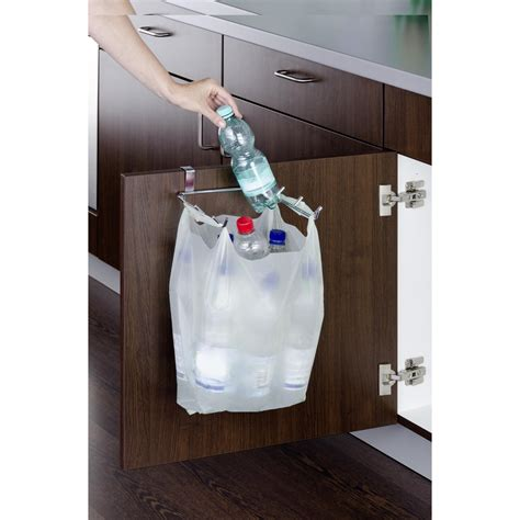Cabinet Door Trash Bag Holder The Cabinet Door Trash Bag Holder For 163 6 16 On Planeta Huerto
