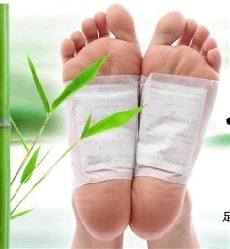 Detox Foot Pads Remove Toxins by New Kinoki Detox Foot Patch Pads Patches Remove