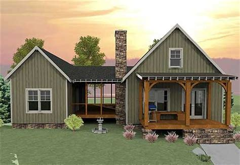 small vacation house plans this unique vacation house plan has a unique layout with a spacious screened porch separating