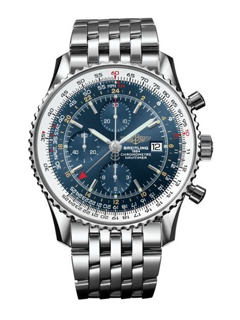 breitling navitimer world automatic chronograph s