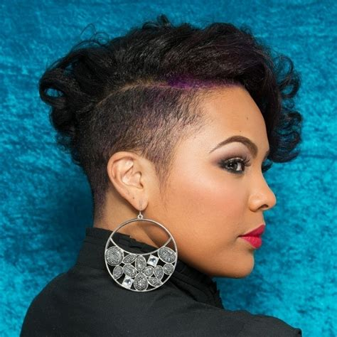 Shave Side Of Hairstyles For Black by Side Black Hairstyles Fade Haircut