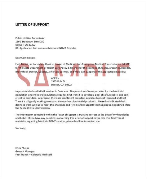 charity care letter of support sle charity care approval letter 28 images sle charity