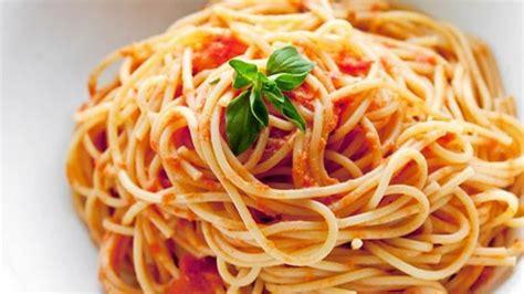 resep sederhana spaghetti super lezat bisa dibuat  rumah