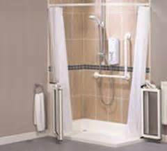 attractive half height shower door option united