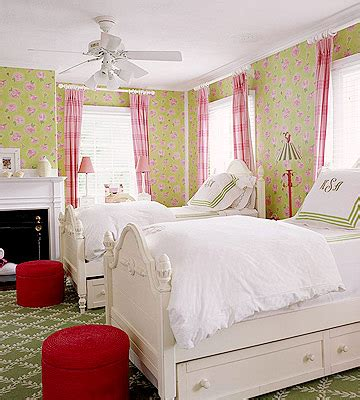 Pink Green Bedroom by Pink And Green Bedroom Panda S House