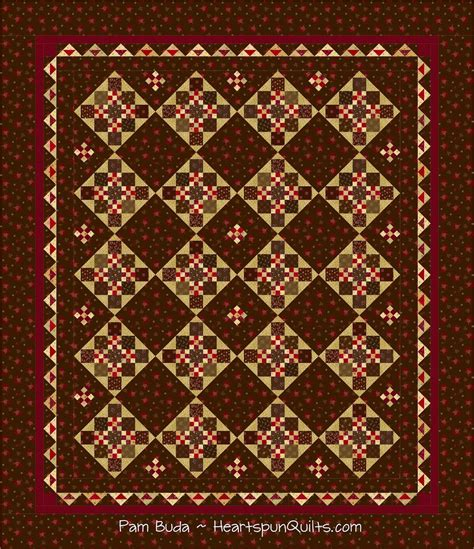 heartspun quilts pam buda pre order your treenware