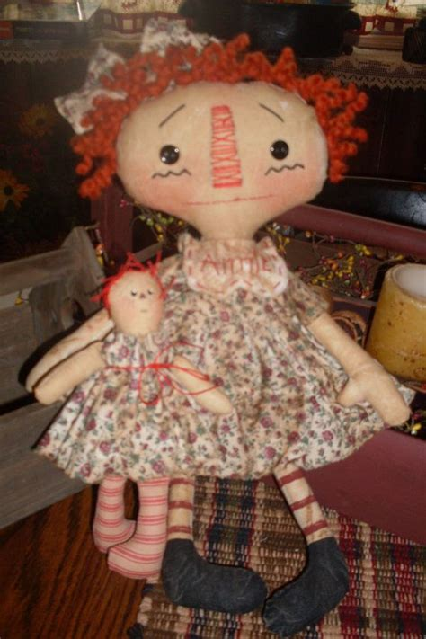 rag doll in the attic 17 best images about prim raggedy patterns on