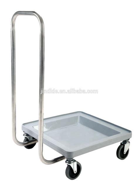 Trolley Glass plastic glass rack dishwasher glass rack trolley hotel