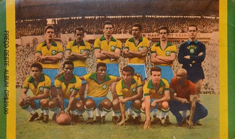 Brasil Mundial Football Cartophilic Info Exchange Editora Aquarela