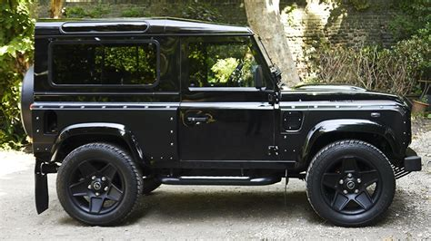ranger defender brothers of company b books land rover defender 90 by kahn design looks beautiful in