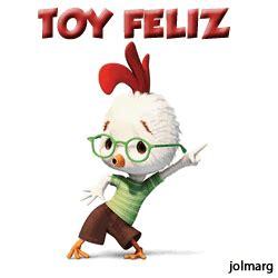 ilusiones opticas gif animado toy feliz etiquetas pollo bailando lentes alegre categor 237 a