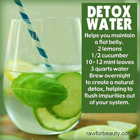 Slim Belly Overnight Detox by 25 Best Ideas About Flat Belly Water On