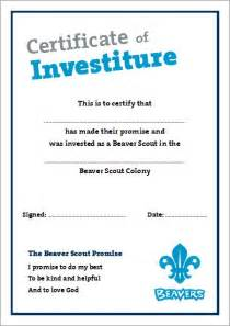 Cub Scout Certificate Templates by Cub Scout Certificate Templates Just B Cause