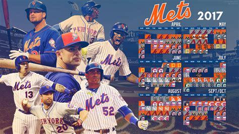 Mats Schedule by Mets 2017 Schedule Wallpaper Newyorkmets