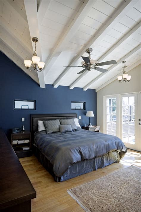 Bedroom Design Ideas Blue Walls Get Your Home Winter Ready