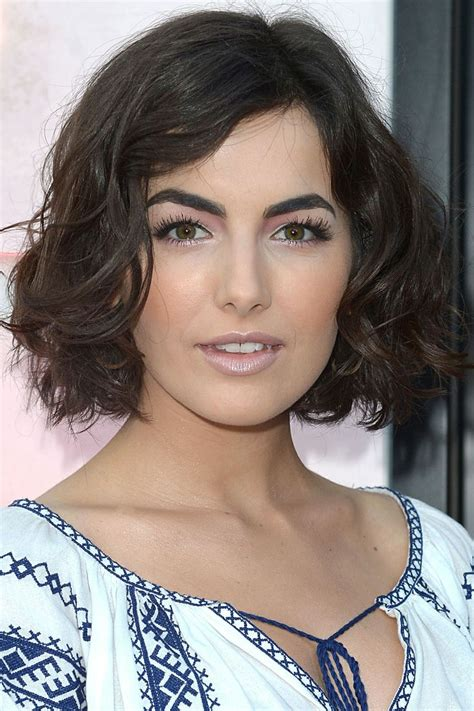 how to curl chin length bob overnight the celebrity hair hall of fame