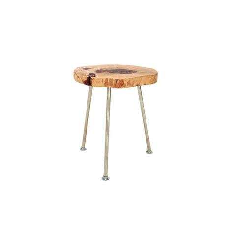 16 inch wide table wood stainless steel accent table 16 inches wide x 19