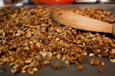 granola recipe we are sand springs