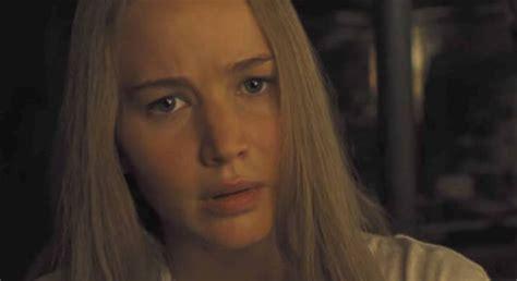 Film Horor Terbaru Jennifer Lawrence   jennifer lawrence diteror tamu misterius dalam trailer