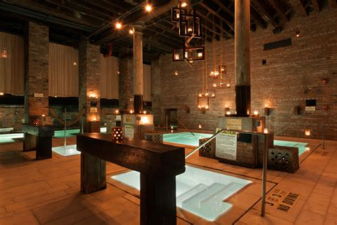 bathtub bar nyc tribeca spa luxury spa nyc aire ancient baths the