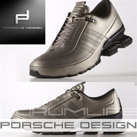 adidas porsche design bounce s4 s3 mens leather shoes sport running size us 11 5 ebay
