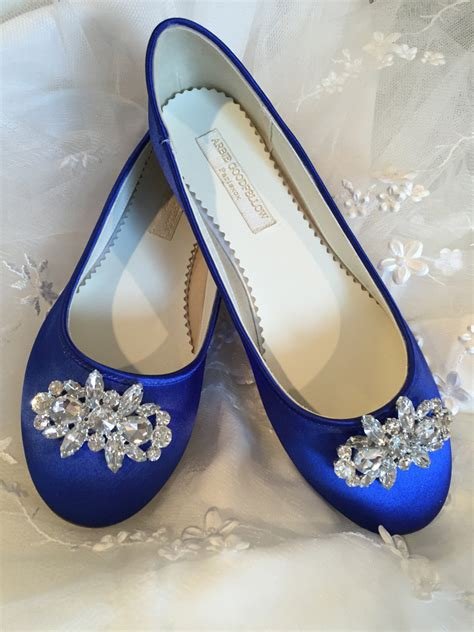 royal blue flats shoes sapphire blue flats royal blue wedding shoes wedding shoes