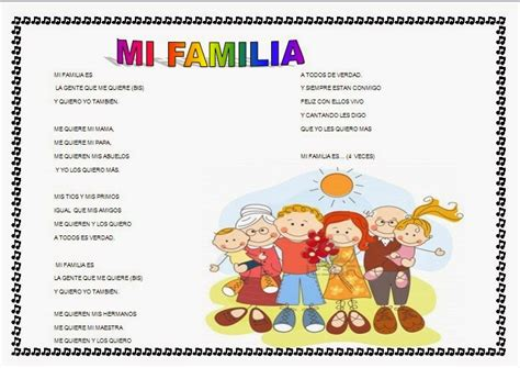 Imagenes De La Familia Muisca | cantores infantiles mi familia