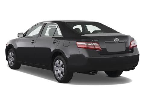 2009 Toyota Camry Le by 2009 Toyota Camry Reviews And Rating Motor Trend
