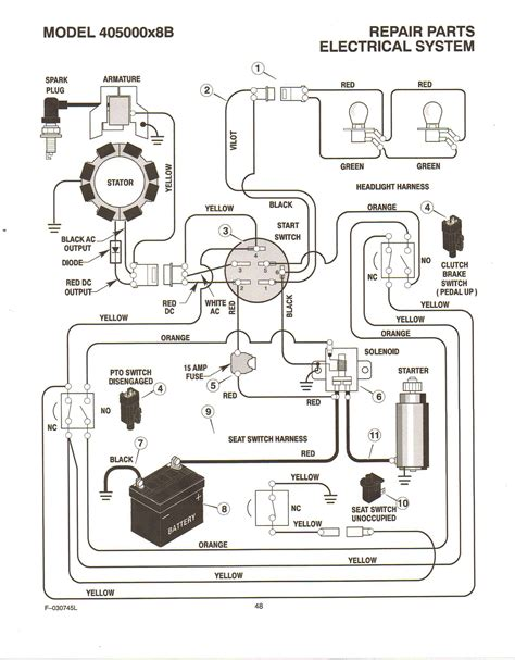craftsman lt 1000 wiring diagram wiring diagram